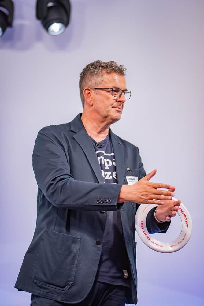 Gunnar Spellmeyer, Designer, Innovator,